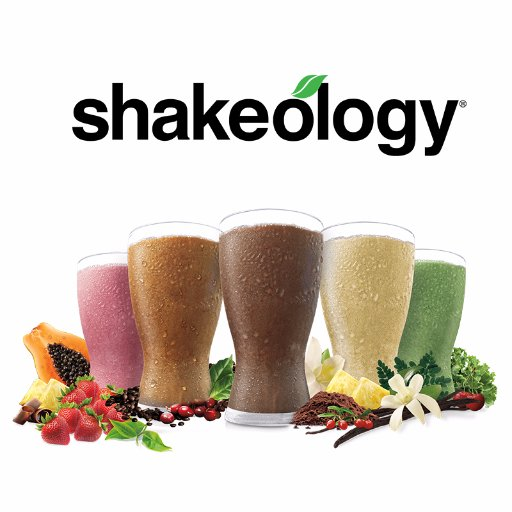 Drink Shakeology everyday for optimal health.