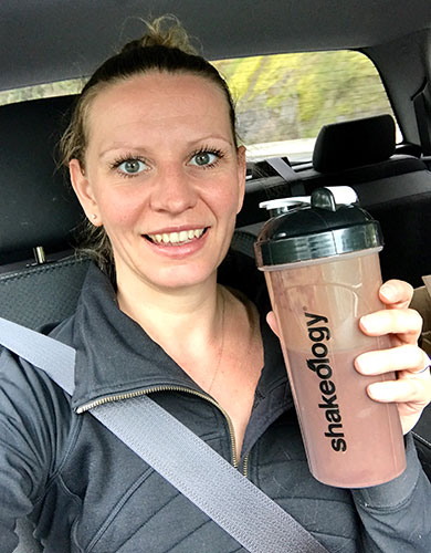 Shakeology on the go!
