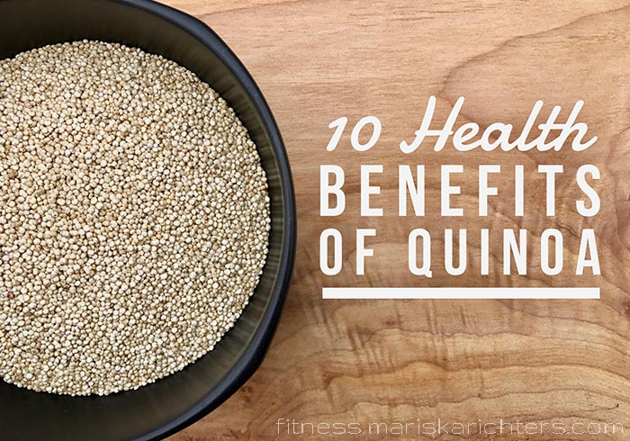 10 Health Benefits of Quinoa